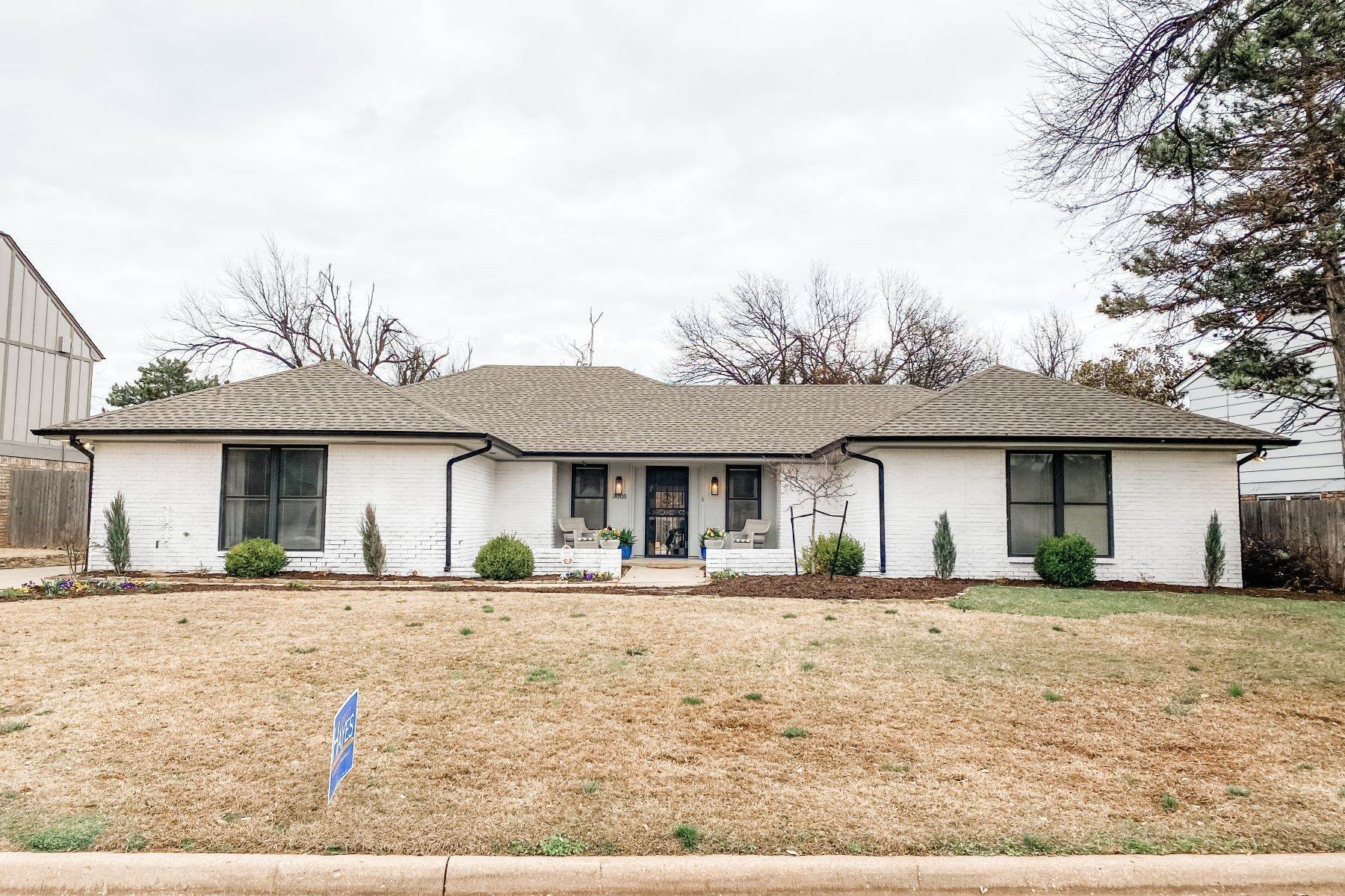 Single Family Homes for Sale at 3005 Stonybrook Road, Oklahoma City, OK 73120 3005 Stonybrook Road Oklahoma City, Oklahoma 73120 United States